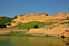 Landmarks of India - Amber Amer Fort and Palace
