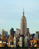 Landmarks in New York City Stock Photos