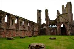 Landmarks Of Scotland - Arbroath Abbey Stock Images