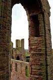 Landmarks Of Scotland - Arbroath Abbey Stock Image