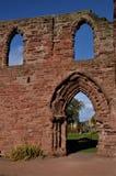 Landmarks Of Scotland - Arbroath Abbey Royalty Free Stock Photography