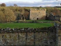 Free Landmarks Of Scotland - Craignethan Castle Royalty Free Stock Image - 172006736