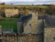 Free Landmarks Of Scotland - Craignethan Castle Royalty Free Stock Image - 172006856