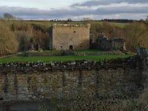 Free Landmarks Of Scotland - Craignethan Castle Royalty Free Stock Image - 172006916