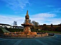 Free Landmarks Of Scotland - Glasgow Landmarks Royalty Free Stock Images - 138055069