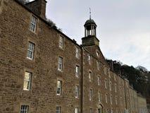 Free Landmarks Of Scotland - New Lanark Architecture Royalty Free Stock Image - 172749936