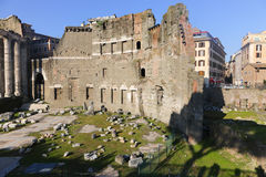 Landmarks of Rome Stock Images
