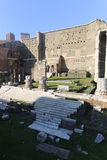 Landmarks of Rome Stock Photo