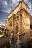 Landmarks of Rome Italy. Stock Image