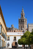 Landmarks of Seville Stock Images