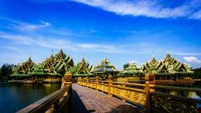landmarks thailand fotografering för bildbyråer