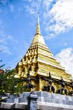 Landmarks Thailand Respect. Sky Building Royalty Free Stock Images