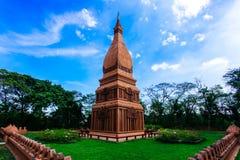 Landmarks of Thailand. Temple Landmarks Thailand Asia Beautiful Stock Photos
