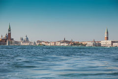 Landmarks of Venice Stock Image