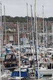 Landmarks yachts travel Stock Image