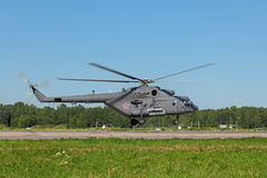 landning Royaltyfria Bilder