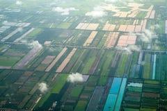 Landning Bangkok Royaltyfria Foton