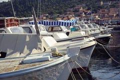 Landningetapp i härliga Adriatiska havet Fotografering för Bildbyråer
