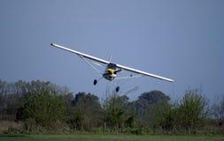 landningnivå Arkivfoto