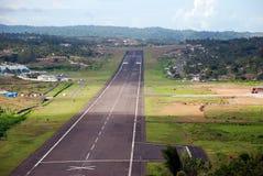 landningsbana Fotografering för Bildbyråer