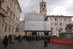 Lando Fiorini Funeral stock fotografie