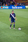 Landon Donovan - personas los E.E.U.U. - WC 2010 de la FIFA Fotos de archivo