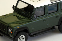 Landrover Defender Royalty Free Stock Image