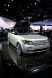 Landrover Range Rover Images libres de droits