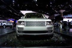 Landrover Range Rover Image stock