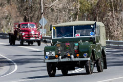 1949 Landrover Series I 80 Utility Stock Images