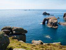 Lands End Royalty Free Stock Images