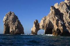 Lands End Arch Royalty Free Stock Photography