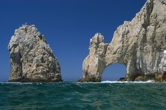 Lands End, Cabo San Lucas Royalty Free Stock Photo