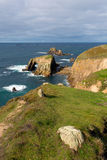 Lands End Cornwall England UK Royalty Free Stock Photos