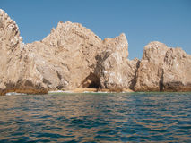 Lands End. Pacific Ocean view of Lands End in Cabo San Lucas, Mexico Stock Photos