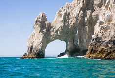 Lands End Rocks in Cabo San Lucas Royalty Free Stock Photo