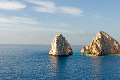 Lands End rocks Cabo San Lucas Stock Photo