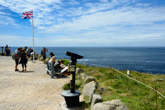 Lands End sightseeing Stock Image