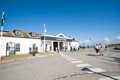 Lands End visitor centre. Royalty Free Stock Photography