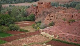 Landsacape de Dades Photographie stock libre de droits