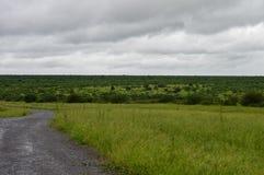Landsacpe долины Стоковое Изображение