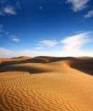 Landsape in desert Royalty Free Stock Photos