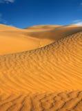 Landsape in desert Royalty Free Stock Photo