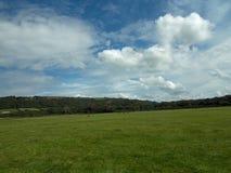 Landsape i Wales Arkivbilder