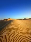 Landsape w pustyni fotografia stock