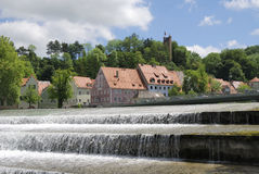 Landsberg Stockfoto