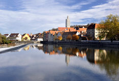 Landsberg am Lech Royalty Free Stock Photography