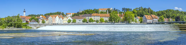 Landsberg am Lech foto de stock royalty free
