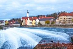 Landsberg am Lech, Allemagne images stock