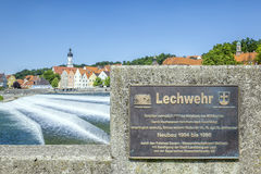 Landsberg am Lech Royalty Free Stock Image